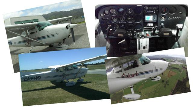 Cessna 172M ZK-FMP