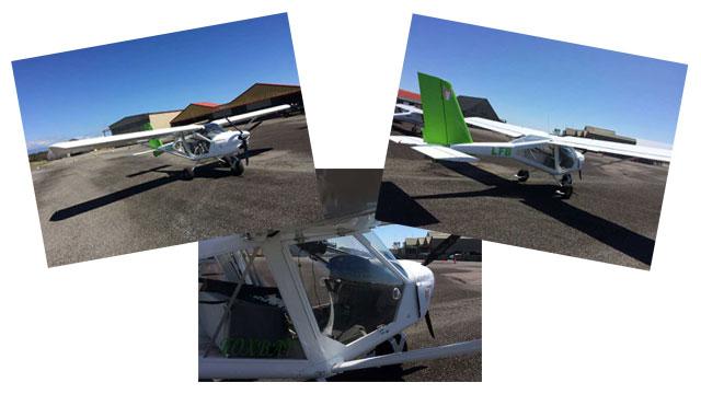 Microlight Aeroprakt A22LS Foxbat