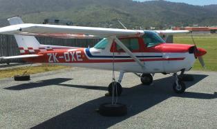 ZK-DXE Cessna A150M